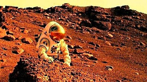 Viaje a Marte, nuevo problema