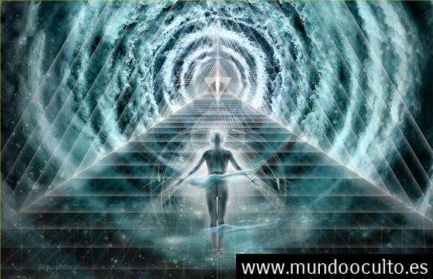 Somos seres espirituales vestidos en un bio-cuerpo