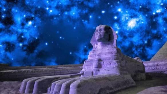 Es la Gran Esfinge de Giza una estructura construida por los Anunnaki?