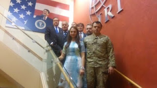 """Comandante neonazi ucraniano: """"EE.UU. nos entrena y financia"""""""
