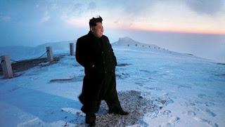 Advierten que el sagrado volcán de Corea del Norte podría entrar en erupción por las pruebas nucleares