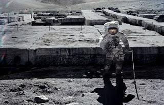 Ruinas en la Luna: Civilizaciones antiguas