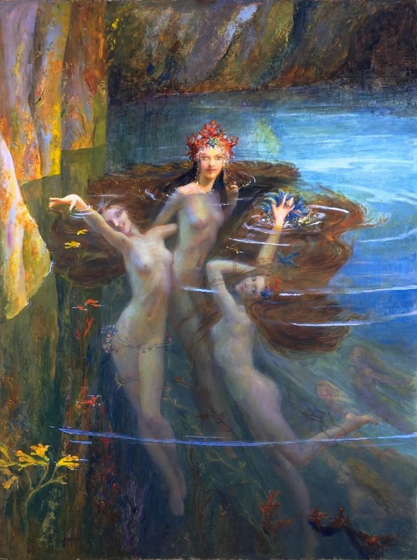 Personajes Mitológicos - Ninfas