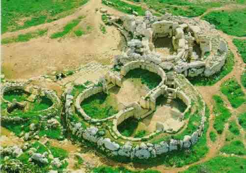 La necrópolis de Malta