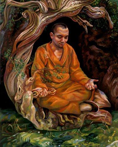 Sokushinbutsu y los antiguos monjes...