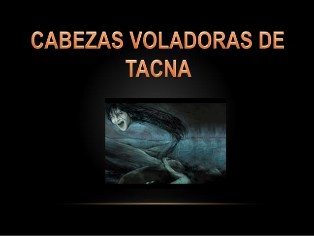 Las leyendas de Tacna