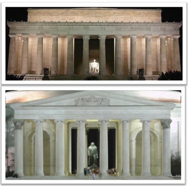 EL MISTERIO DEL TRES MASÓNICO EN LA ARQUITECTURA EN WASHINGTON DC