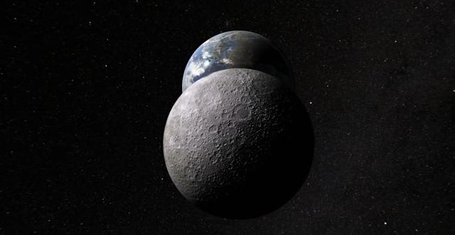 ¿Es la Luna una creación de Inteligencias Extranjeras?