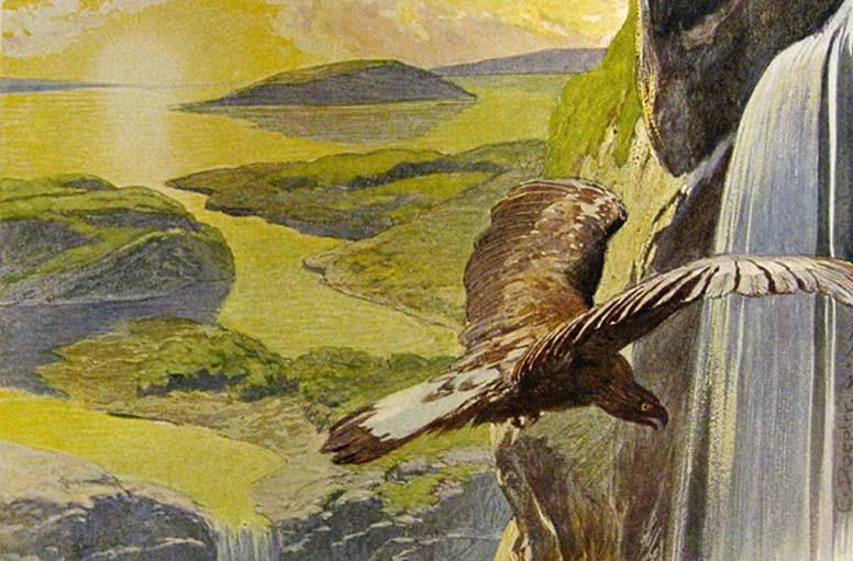 Nuevo mundo tras Ragnarok Voluspa - Una batalla épica entre el Bien y el Mal: El mito nórdico de Ragnarök y el Crepúsculo de los dioses