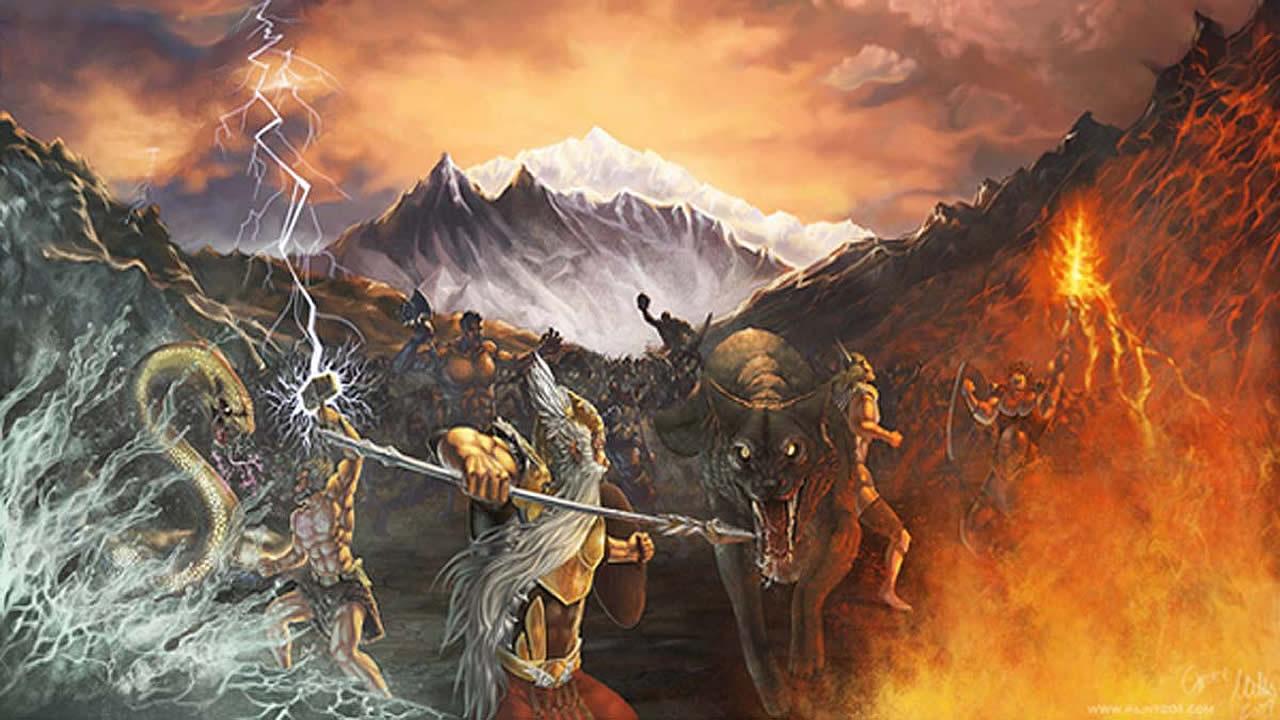 Portada Ragnarok Crepusculo Dioses - Una batalla épica entre el Bien y el Mal: El mito nórdico de Ragnarök y el Crepúsculo de los dioses