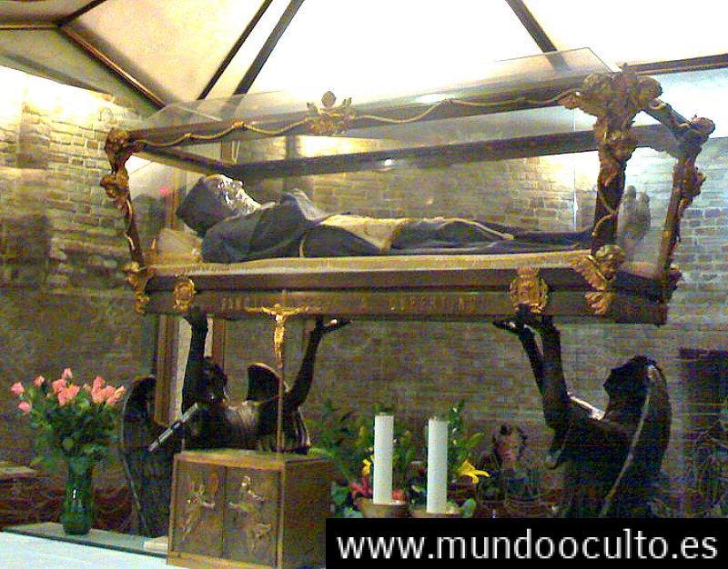 El misterio de la levitación: ¿Podían volar los antiguos creyentes? (Parte I)