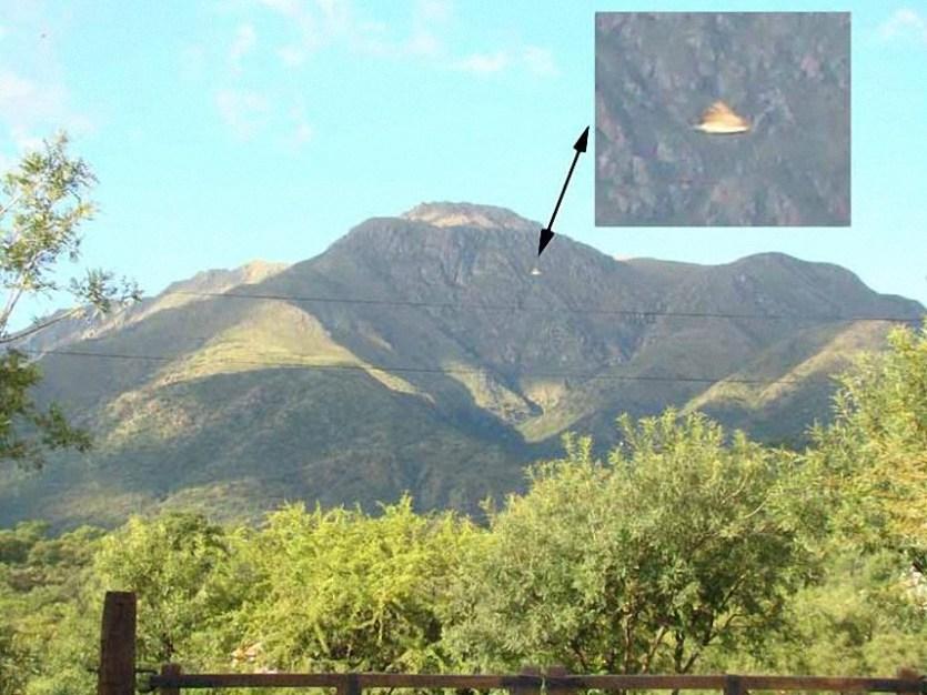 Los misterios del cerro Uritorco