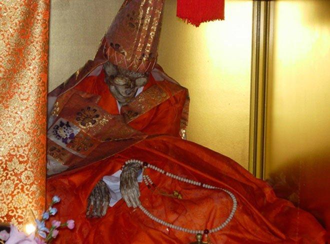 Sokushinbutsu y los antiguos monjes…