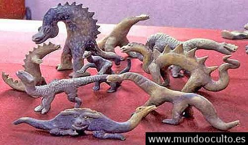 Acámbaro: ¿Estatuillas milenarias confirman que convivíamos con dinosaurios?