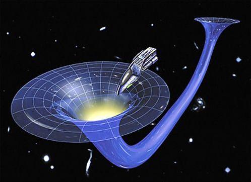 """Los agujeros negros son """"portales hacia otros universos"""", según nuevos resultados cuánticos"""