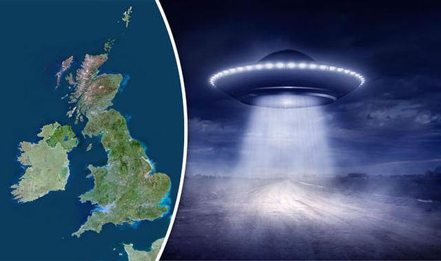X-Files británicos: El encuentro cercano que demuestra que estamos indefensos ante los OVNIs