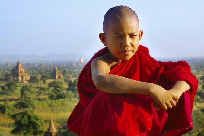Dos historias de niños que recuerdan sus vidas pasadas como monjes