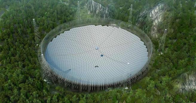 China buscará vida extraterrestre a gran escala: Ya está listo el mayor radiotelescopio del mundo