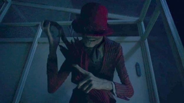 The Crooked Man - El Hombre Torcido