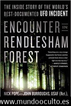 El Incidente del Bosque Rendlesham