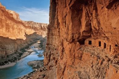 Antiguo Egipto habito en el Gran Cañón ¿Otro encubrimiento deliberado de la historia?
