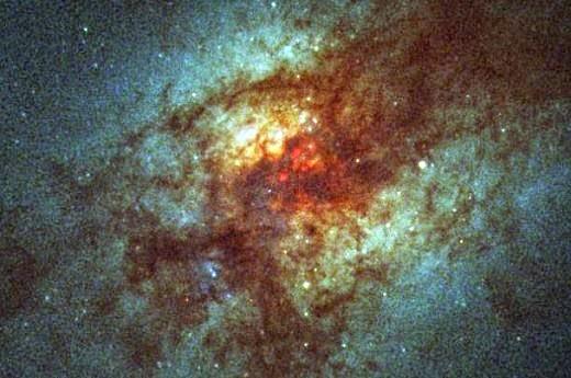 Posibles evidencias de civilizaciones avanzadas en 50 galaxias