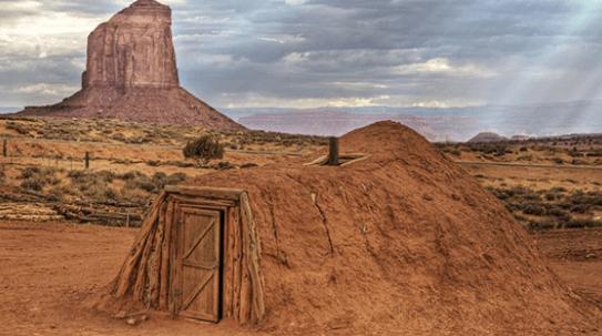 La raza de gigantes blancos descrita en las leyendas de tribus americanas.