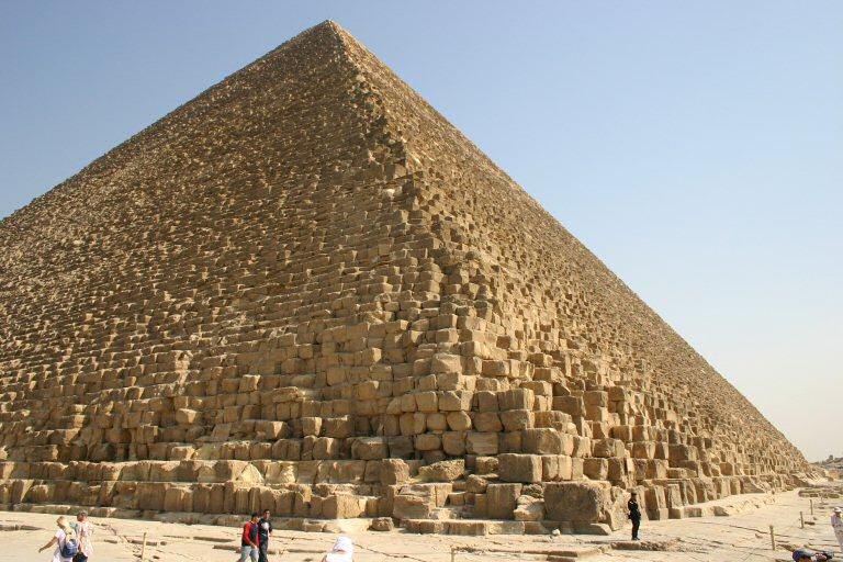 ¿Fue utilizada la Gran Pirámide para albergar el Arca de la Alianza?