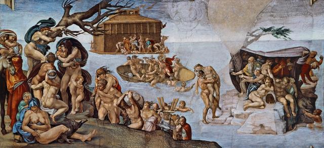 Dioses extraterrestres y el diluvio universal