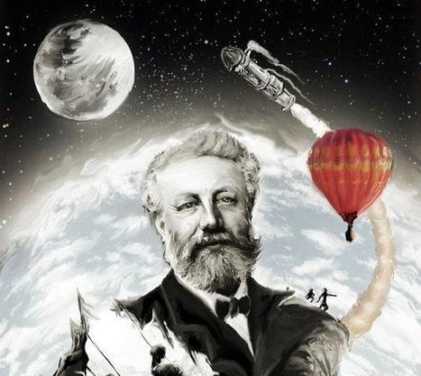 julio verne 1 - Julio Verne y sus increíbles vaticinios que parecían ciencia ficción y hoy son toda una realidad.