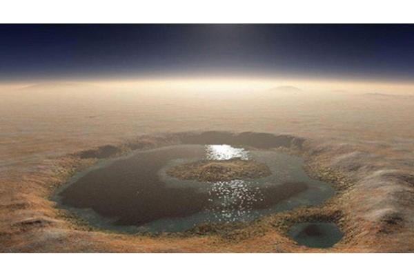 Ambientes diversos coexistieron en un lago del antiguo Marte
