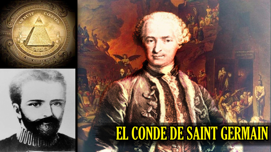 Los secretos del conde Saint Germain, el hombre que nunca envejece