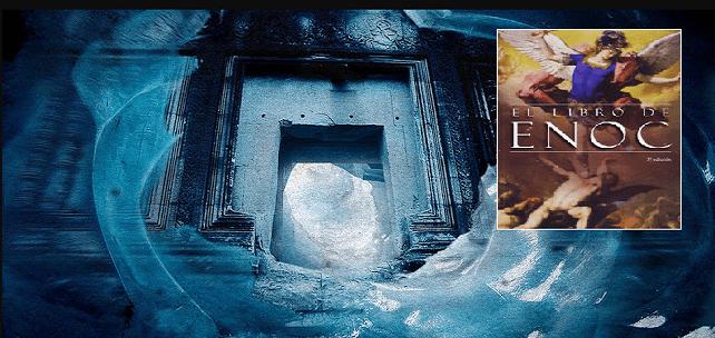 Según el Libro de Enoc, los ángeles caidos están encarcelados en la Antártida.