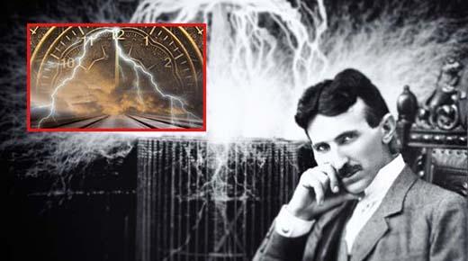 """Nikola Tesla: """"Pude ver el pasado, el presente y el futuro al mismo tiempo"""""""