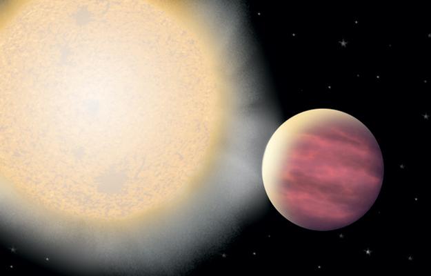 Descubierto un planeta con la temperatura más alta que la mayoría de estrellas.