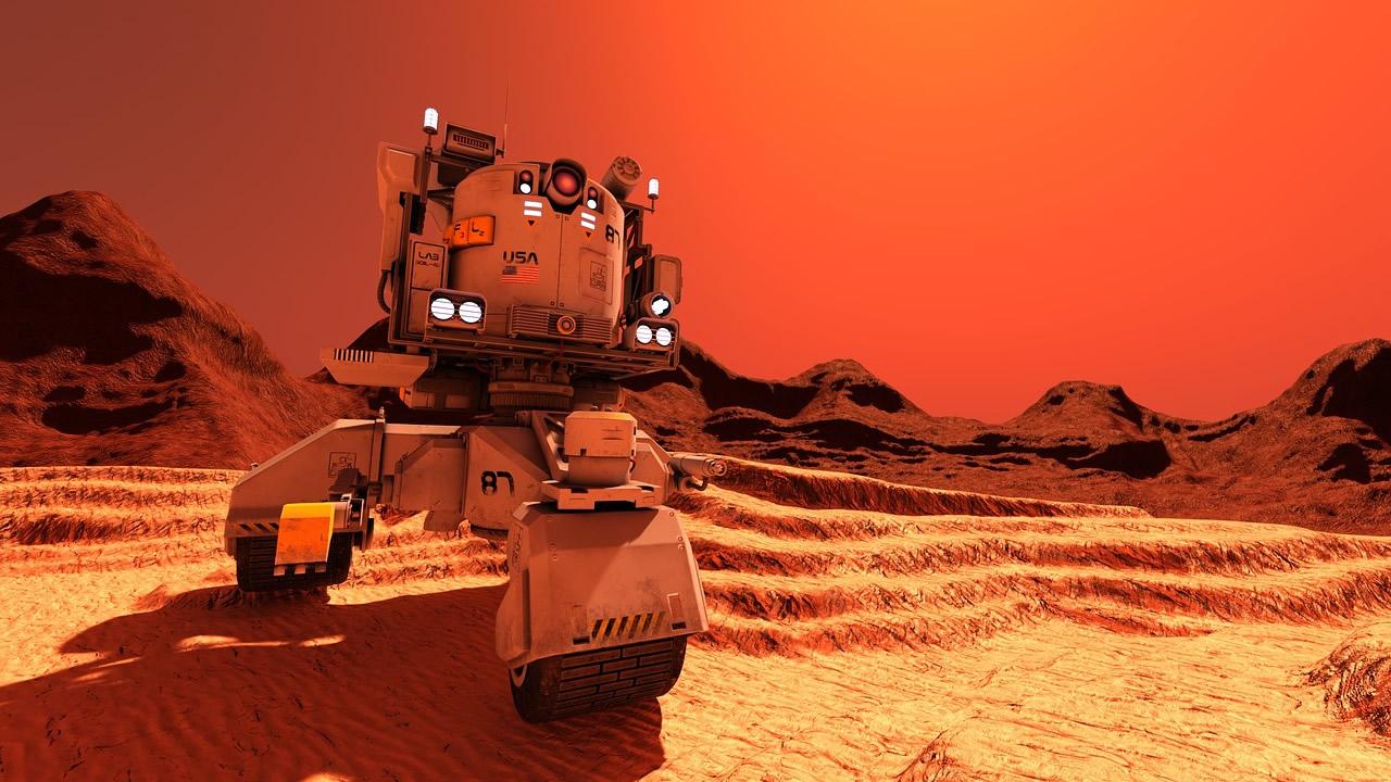 Destacado científico: «En Marte hay vida, pero hay que perforar para encontrarla»
