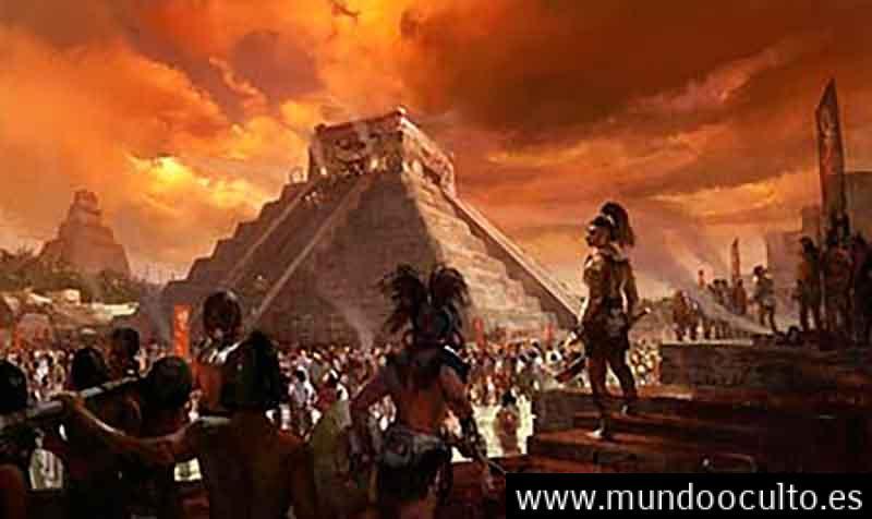Seres de otros mundos crearon al ser humano: Libro de los antiguos Mayas