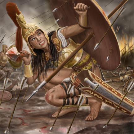 La leyenda de las guerreras amazonas