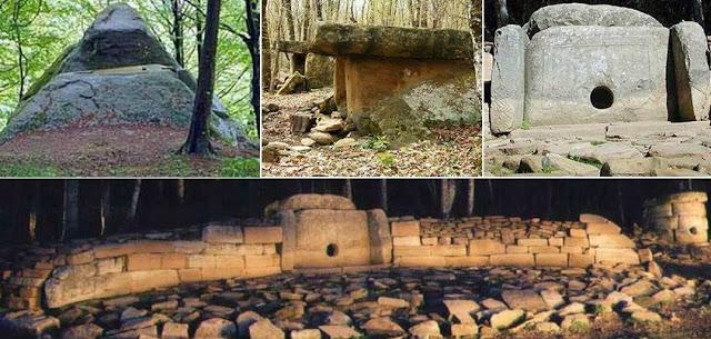 Los edificios megalíticos con más de 25.000 años de antigüedad hallados en Rusia
