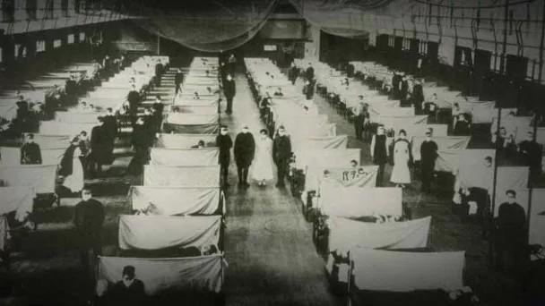 La epidemia de Influenza Española de 1918 fue causada por las vacunas