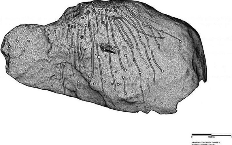 Arqueólogos encuentran marcas solo visibles a la luz de la luna en un monumento megalítico de Cornualles