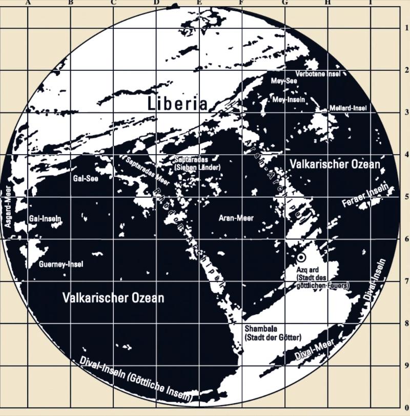 3 1 - Un misterioso Mapa secreto de la Antártida revela Coordenadas para llegar a la Tierra Hueca