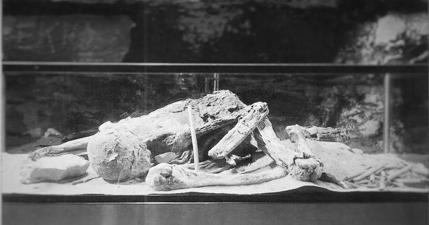 «Fawn Hoof» La enigmática momia egipcia descubierta en Norteamérica
