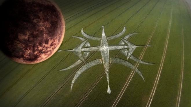 Una extraña señal en los cultivos indica que la llegada de Nibirú está cerca de suceder