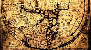 El extraño mapa de Hereford