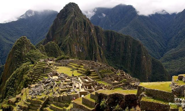 Machu Picchu y los alienígenas ancestrales