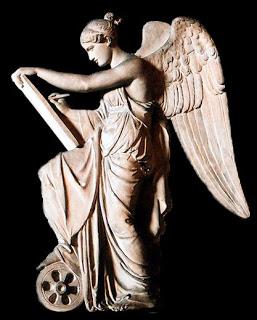 Némesis, la diosa de la venganza