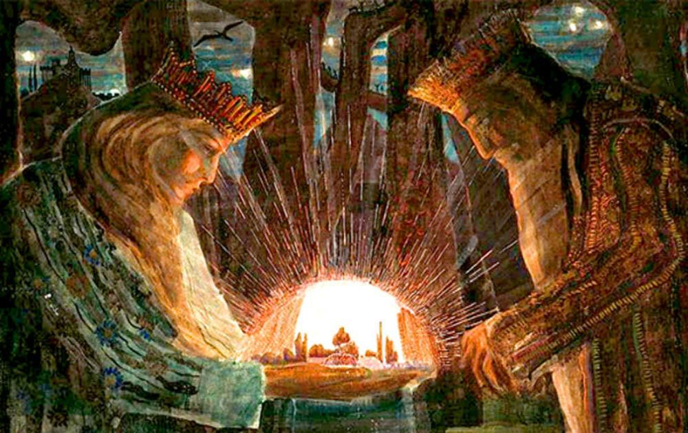 Mundos alternativos y realidades paralelas: visitas al misterioso reino de las hadas