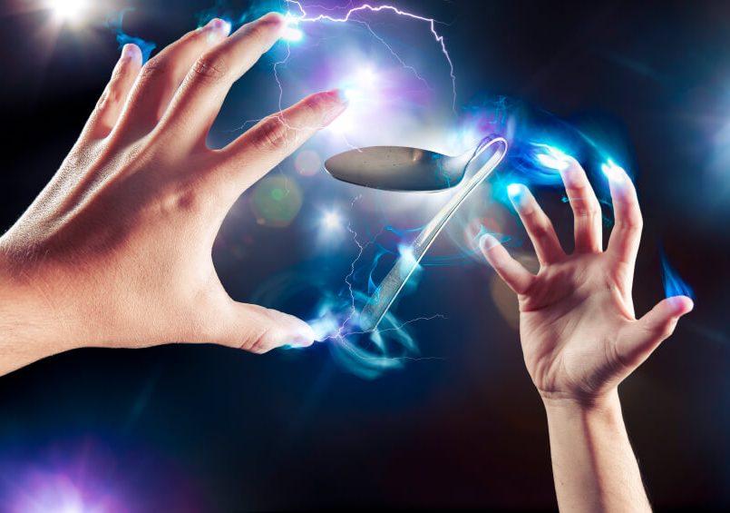 Telequinesis: cuando la intención mental puede mover objetos