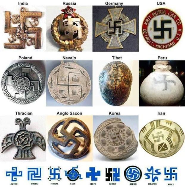 Historia prohibida: Símbolos ocultos que conectan a las más grandes civilizaciones antiguas